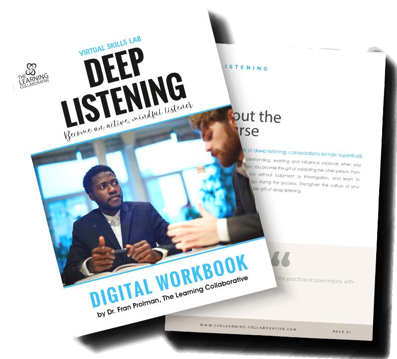 Deep Listening Course workbook
